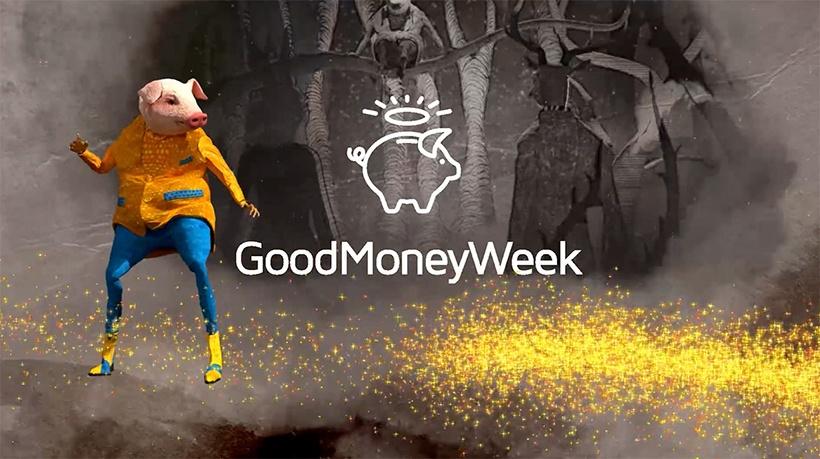 Good Money Week animation